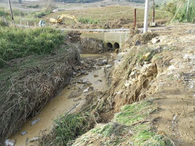 «Il sindaco verifichi l'effettiva pulizia dei canali di scolo»