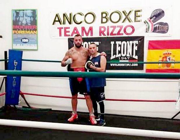 Rosanna Conti Cavini lancia Angelo Rizzo