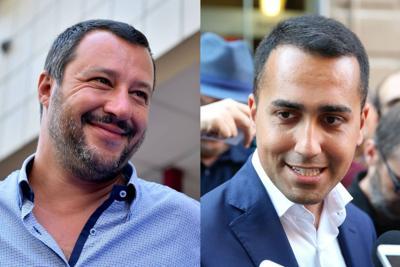 Salvini-Di Maio, il vino non fa miracoli