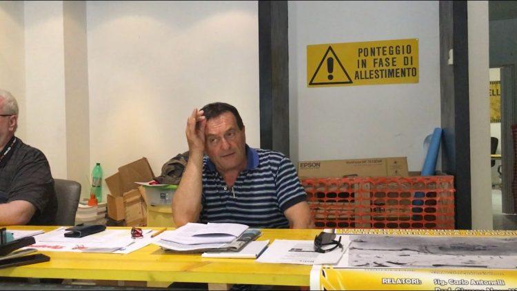 Moscherini: ''Certi dirigenti bloccano la macchina amministrativa''