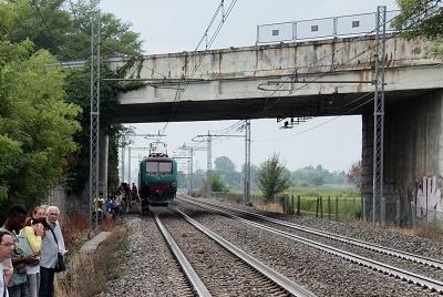 Una mozione per la riapertura della ferrovia per Orte