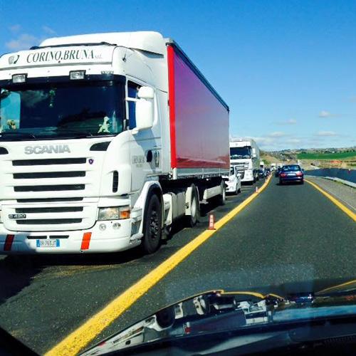 «L'autostrada non può diventare ostaggio di pochi»
