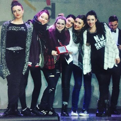 Terzo posto per le etoile della ''Dance World'' al prestigioso concorso ''Roma Dance Award''
