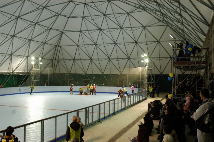 PalaMercuri: al bando partecipa solo la Cv Skating