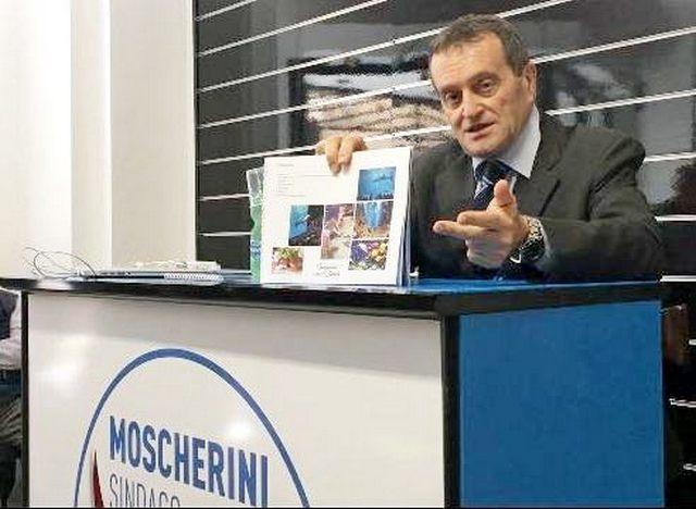 """Moscherini: """"Tarquinia diventerà  smart city"""""""