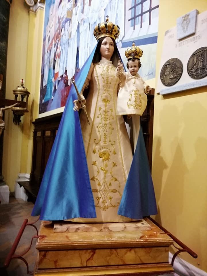 Madonna delle Grazie, si rinnova la tradizione