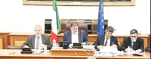 Alitalia, audizione alla Camera