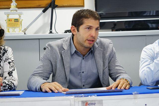 Giannini critica la partecipazione di Tedesco a Pontida: ma il sindaco era già a Civitavecchia