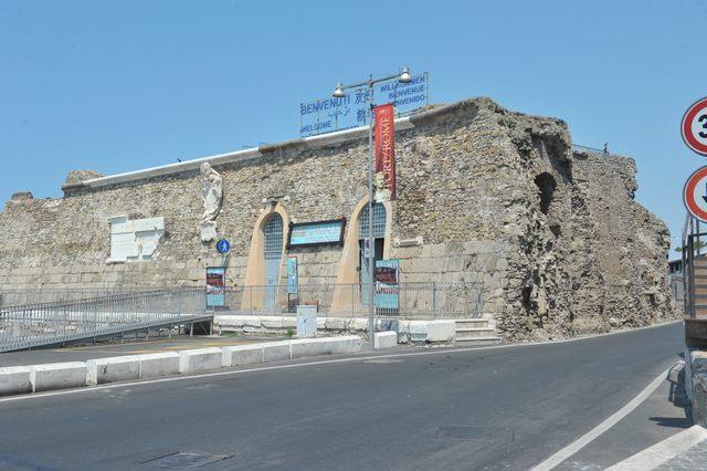 """Suggestioni al porto storico con """"Traiano Optimus Princeps"""""""