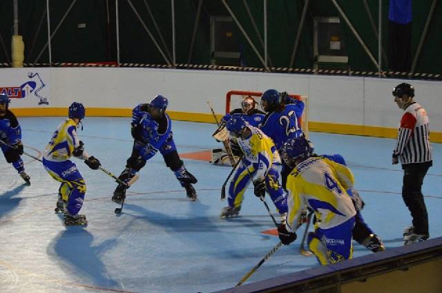 Gli Snipers TecnoAlt cedono 4-1 ai Lepis Piacenza
