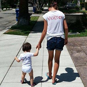 Unicef al fianco delle donne contro la violenza