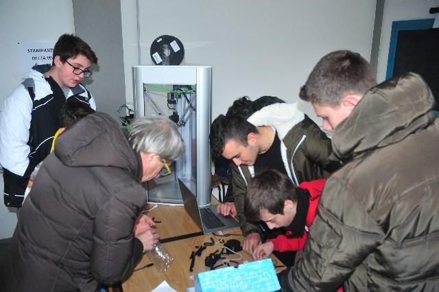 Spazio alle idee al Marconi: nasce il Fab Lab