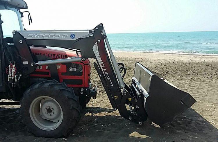 Campo di Mare: pulizia delle spiagge