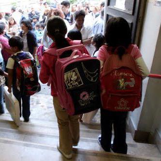 La scuola deve sorvegliare gli alunni anche prima dell'ingresso in classe