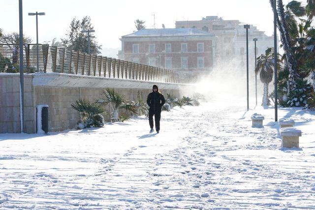 Emergenza neve, Cozzolino sotto attacco