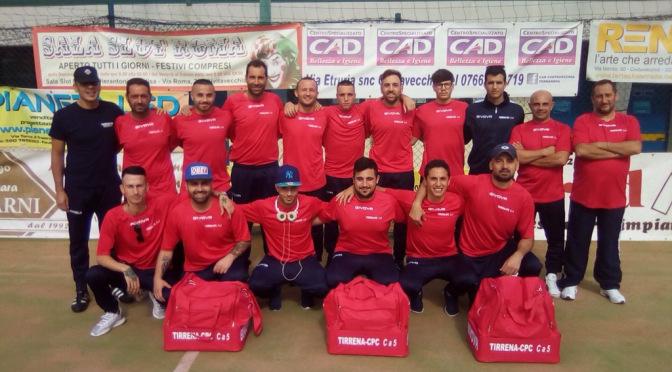Cpc ospite della capolista Real Fiumicino/Futsal Isola