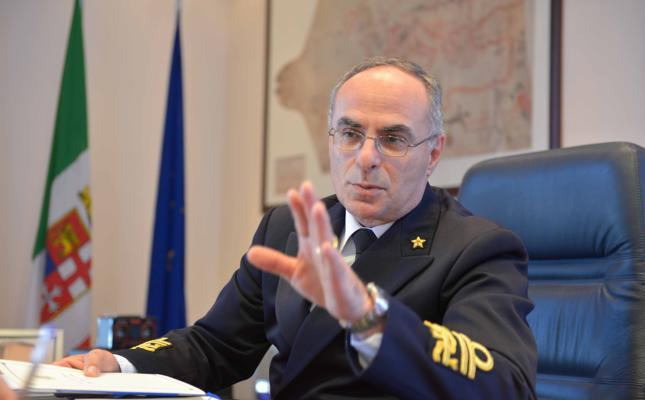 Guardia Costiera: Melone è il nuovo comandante delle Capitanerie di porto