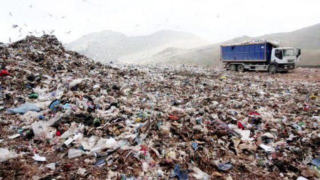 Il comprensorio dice no ai rifiuti di Roma