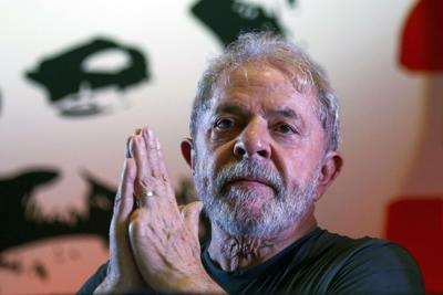 ''Sì al carcere per Lula''