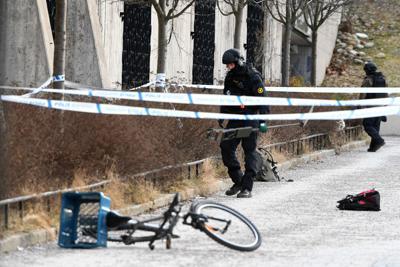 Stoccolma, bomba davanti alla metro: un morto e un ferito