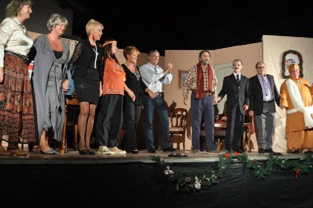 Ad Allumiere ''Una serata in allegria'' sul palco dell'oratorio