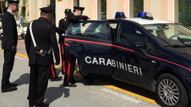 Carabinieri, nel weekend 14 denunce