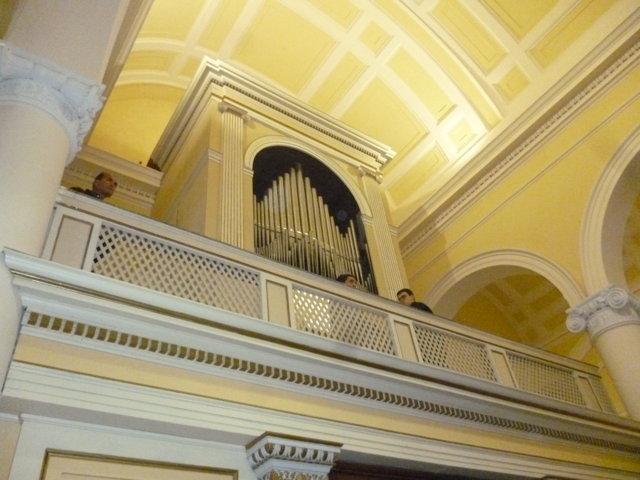 Inaugurato l'organo restaurato della chiesa Madonna di Valverde
