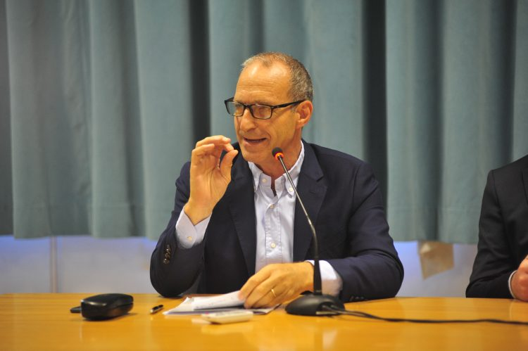 L'assessore regionale Di Berardino: ''Vertenza Civitavecchia, a breve il tavolo''