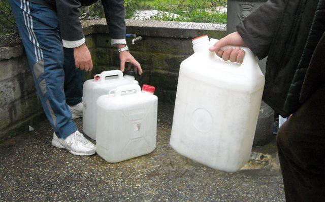 Acqua: i disagi preoccupano