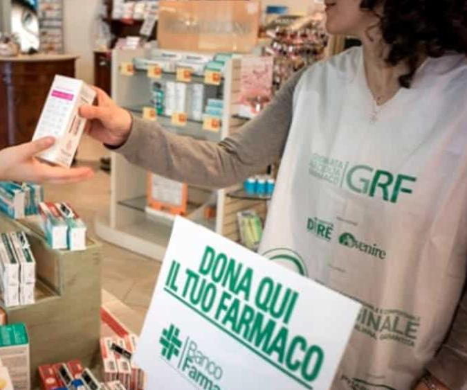 Torna la Giornata nazionale della raccolta del farmaco