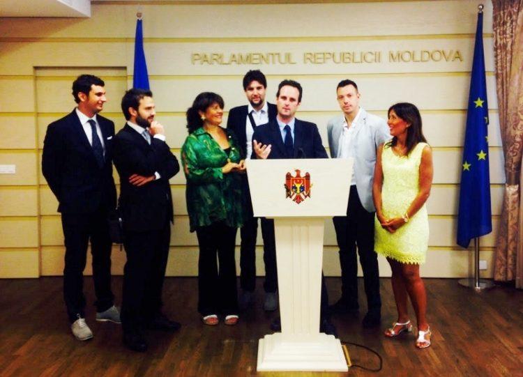 Rientrata la delegazione guidata da Battilocchio in Moldova