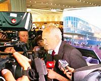 Montino: ''Aeroporto, un sì condizionato''