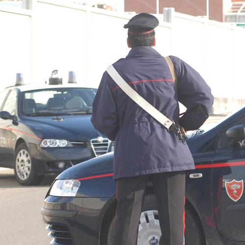 Rapina e lesioni personali: un arresto a Tarquinia