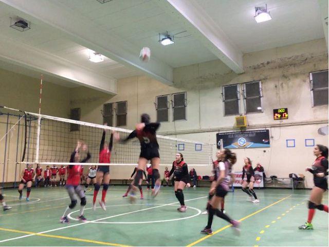 La Cv Volley gioca bene ma cede alle cugine