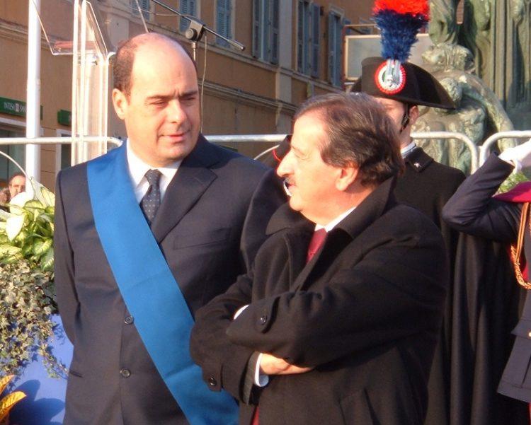 Tidei chiude la campagna con Mauro Alessandri