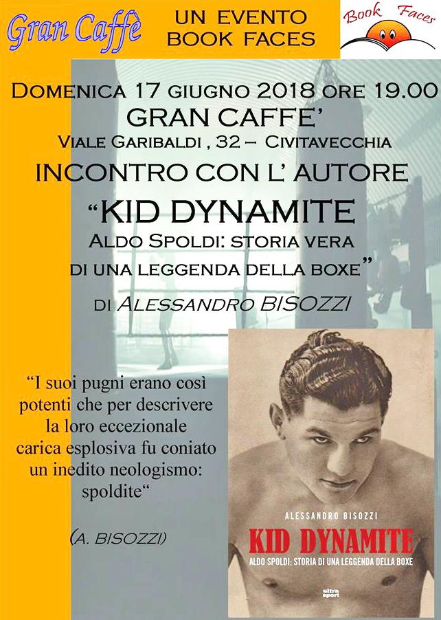 Alessandro Bisozzi presenta il libro su Aldo Spoldi
