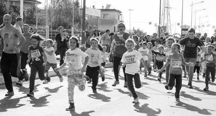 VI Maratonina degli alunni e dei genitori della Salvo d'Acquisto