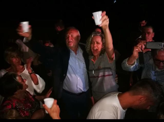 Fiumicino, Montino (57,22%) batte Baccini