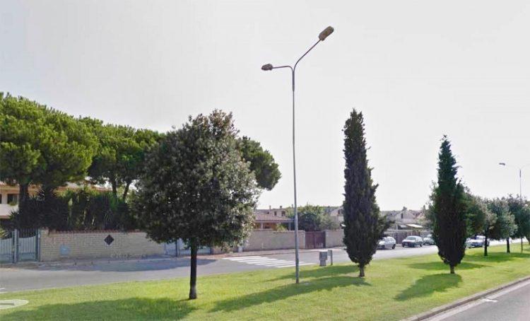 Al via la sostituzione dei pali della luce