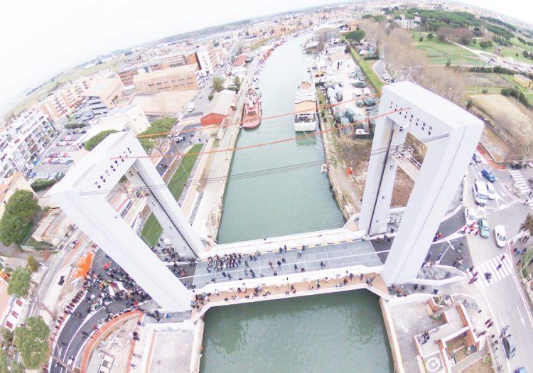 Ponte 2 Giugno chiuso di notte