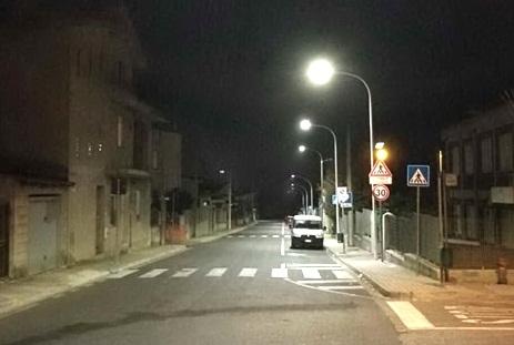 Il Comune di Santa Marinella torna in possesso dell'impianto di illuminazione