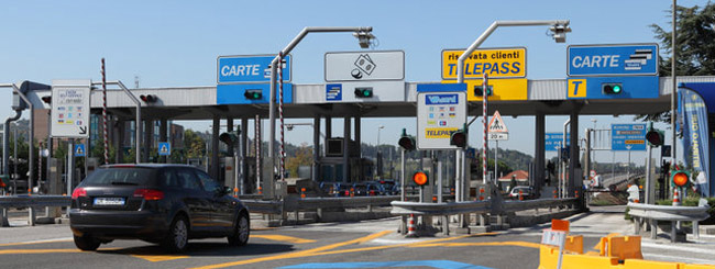 Autostrada A12: arrivano i rincari