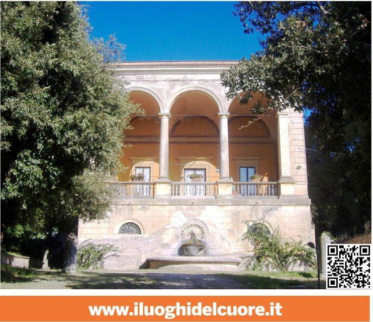 Raccolta firme a Tarquinia: un voto per salvare villa Bruschi Falgari
