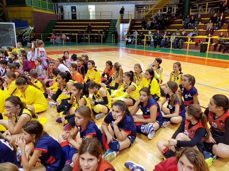 La Sole Luna Volley Academy vince lo scontro al vertice