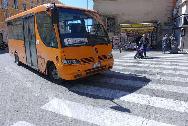 Trasporto pubblico, cambiano i percorsi
