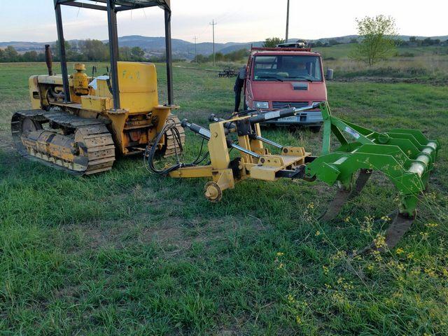 Rubati alcuni mezzi dell'Università Agraria di Allumiere
