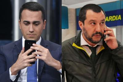 Di Maio-Salvini: è disgelo