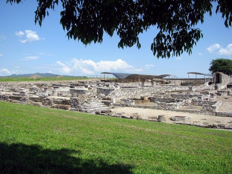 """Un """"ponte"""" tra l'antica città di Vulci e la Grecia"""