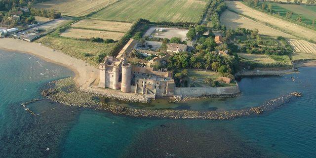 Castello di Santa Severa: anteprima con pizzica dell'Etruria Eco Festival