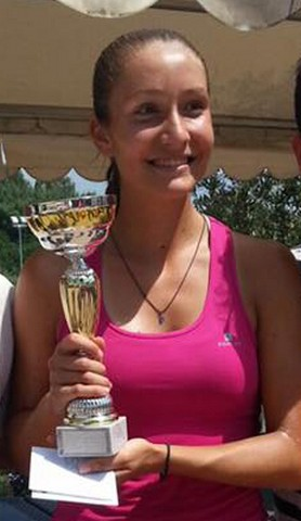 Virginia Poggi finalista nel torneo Open di Velletri